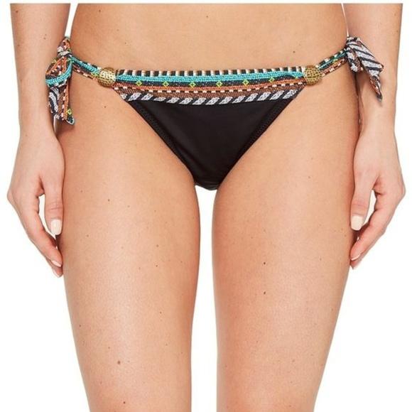 8f95b9ead2 Nanette Lepore Swim   Tribal Beat Vamp Bikini Bottom Xs   Poshmark